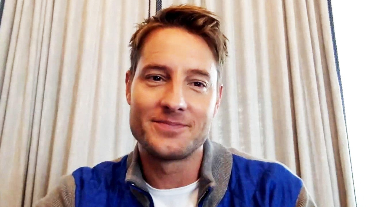 Justin Hartley on How He's 'Analyzed' Personal Life Amid Quarantine