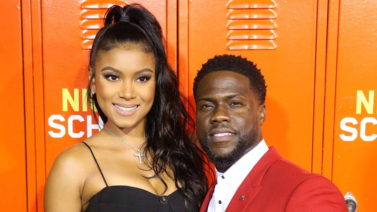 Kevin Hart and Wife Eniko's Beautiful Boho Baby Shower Is the Cutest Drive-By Event thumbnail