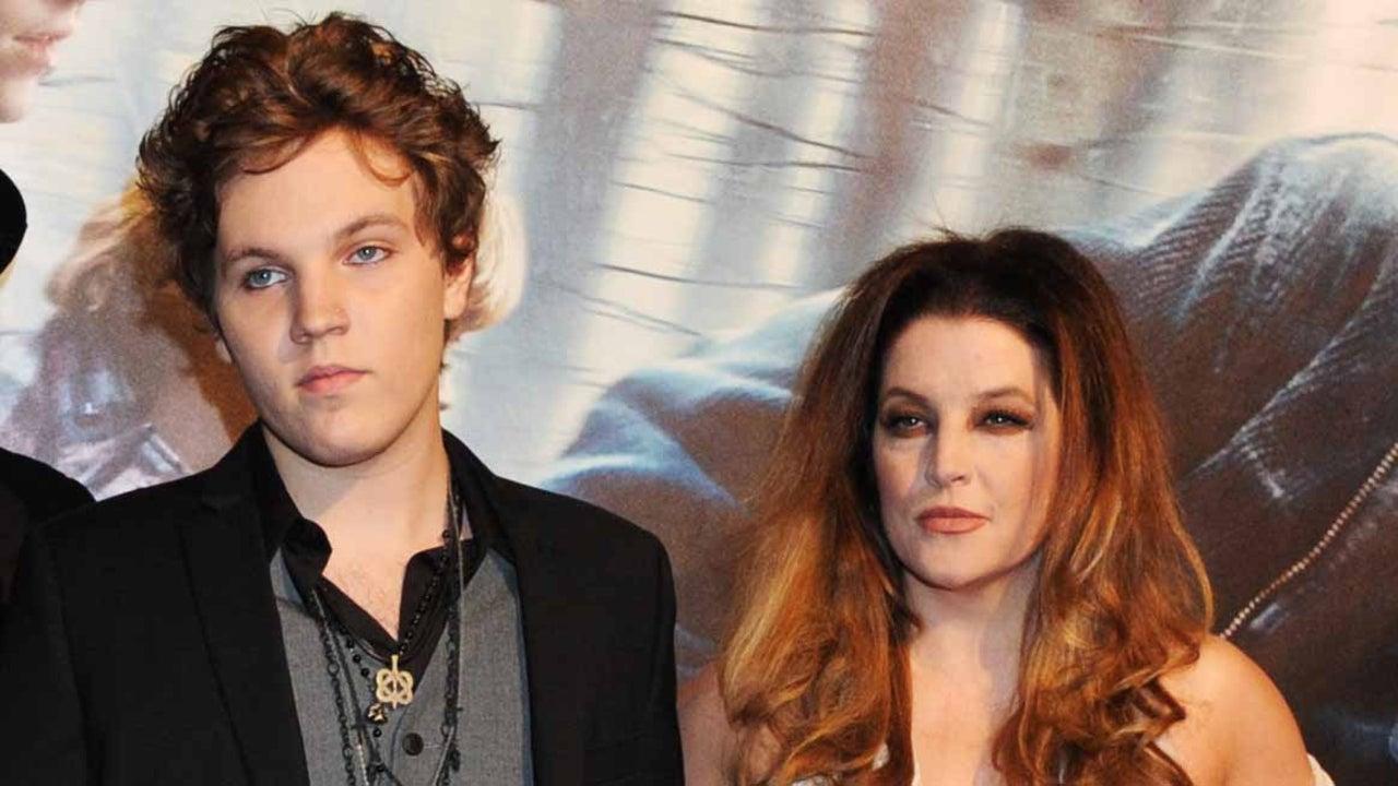 Benjamin Keough Son Of Lisa Marie Presley And Grandson Of Elvis