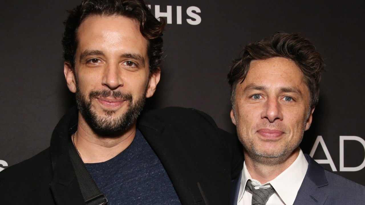 Zach Braff Says Nick Cordero Asked Him to Take Care of His Wife and Son in Final Text Message