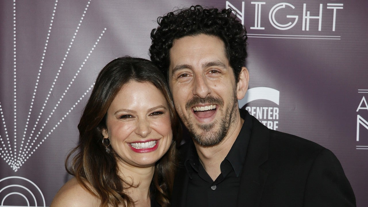 'Scandal' Star Katie Lowes Expecting Baby No. 2 With Husband Adam Shapiro