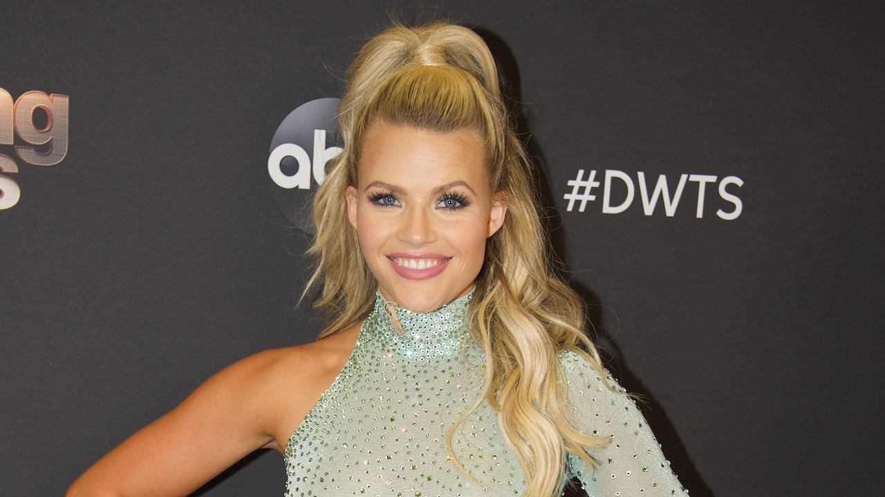 'DWTS' Pro Witney Carson on Taking a Season Off, Pandemic Challenges, Tyra Banks and More (Exclusive)