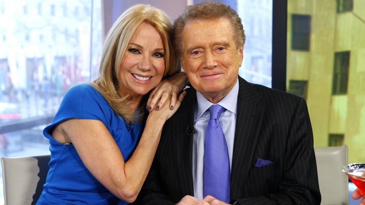 Kathie Lee Gifford Pays Tribute to Late Regis Philbin in Emotional Post