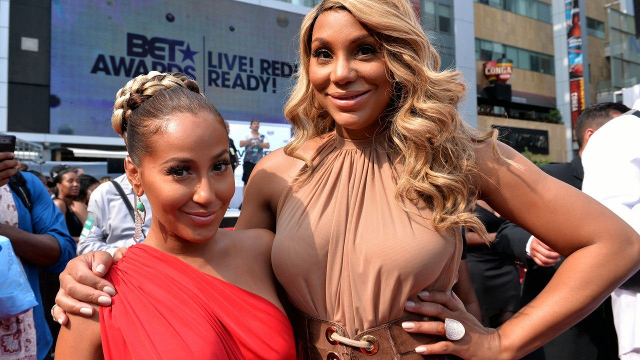 Adrienne Houghton Reveals Why She Hasn't Said Anything About Tamar Braxton's Reported Hospitalization