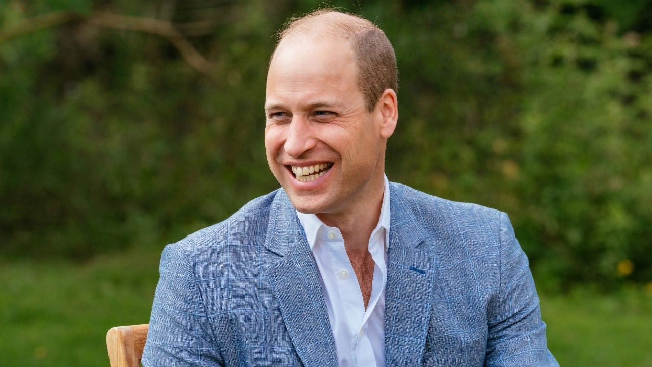Prince William Reveals Why He Broke Rank and Posted to Twitter