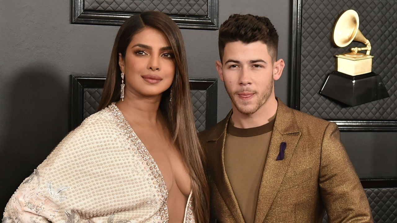 Nick Jonas & Priyanka Chopra Introduce Their New Dog Panda -- Pics