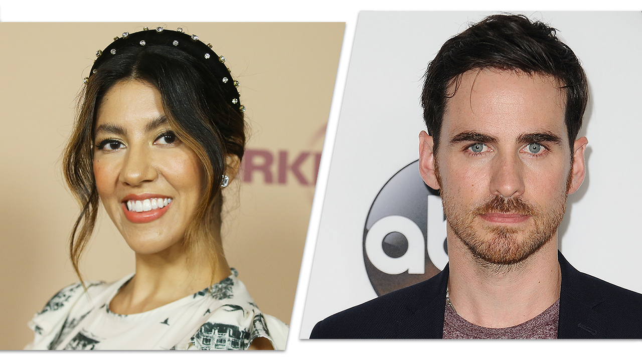 Stephanie Beatriz and Colin O'Donoghue Talk 'Wizards': First Look