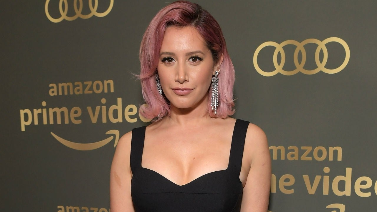 Ashley Tisdale Shares Why She Decided to Get Her Breast Implants Removed