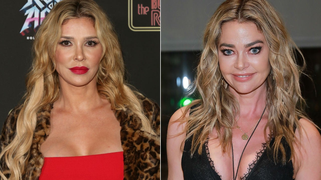Brandi Glanville Tells Denise Richards to 'Take Responsibility' Amid Cheating Allegations
