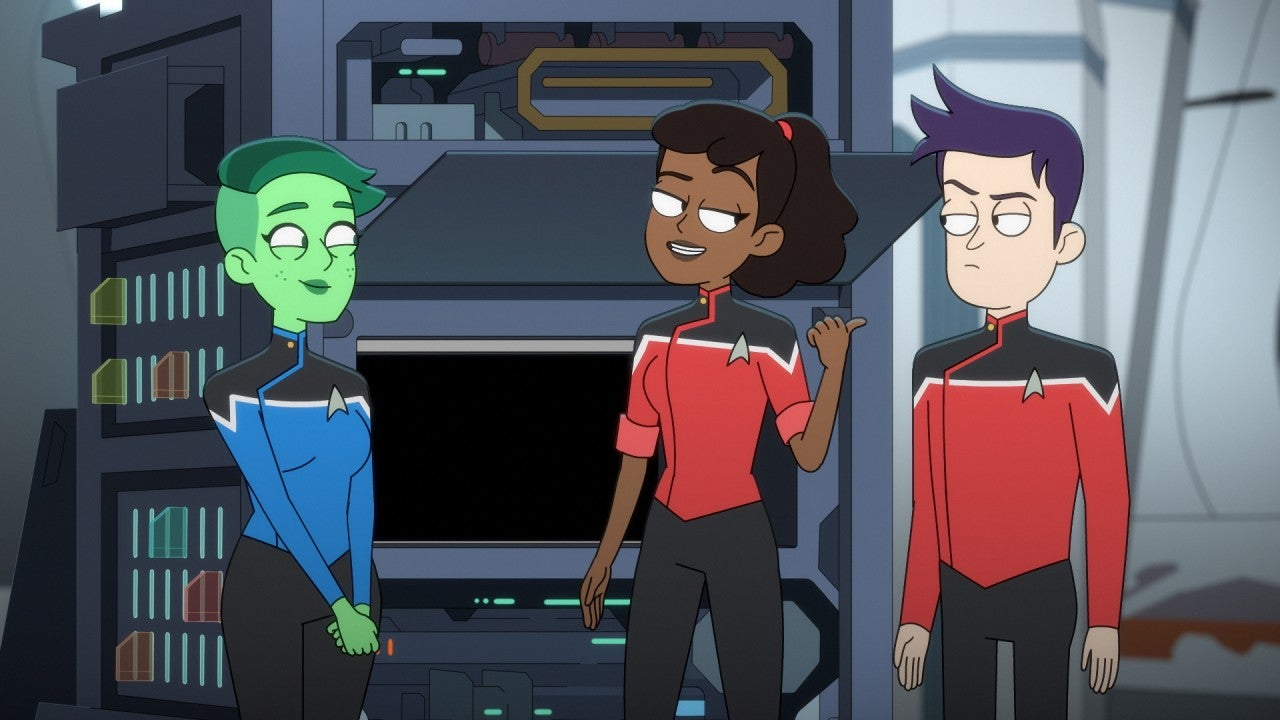 Watch a Sneak Peek From 'Star Trek: Lower Decks' Premiere