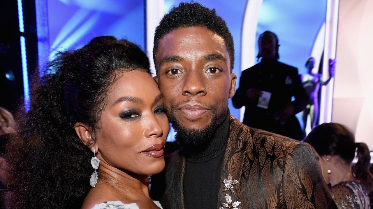 Angela Bassett on Chadwick Boseman Not Being Recast in 'Black Panther'