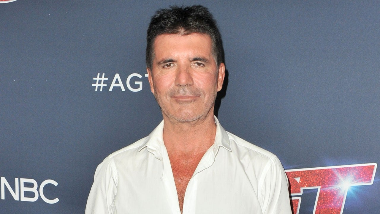 Simon Cowell Is Walking Again After Back Surgery