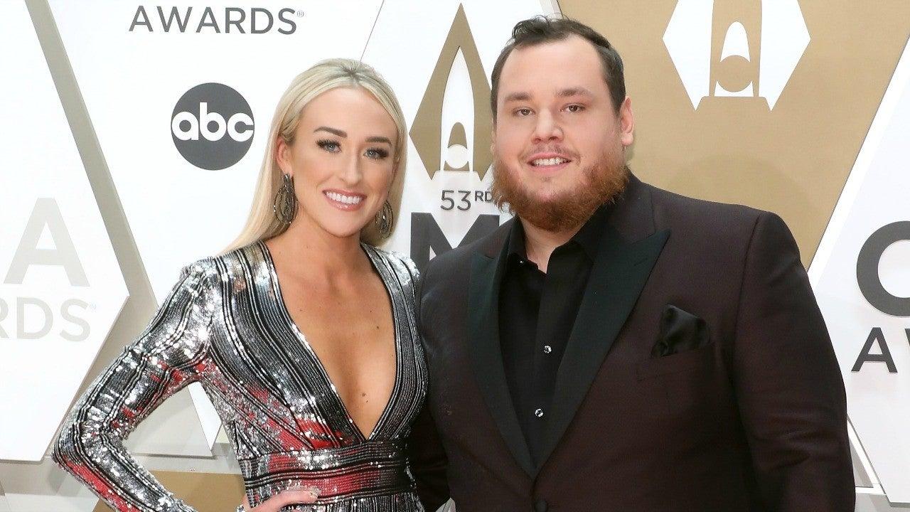 Country Singer Luke Combs Marries Nicole Hocking in Florida Wedding