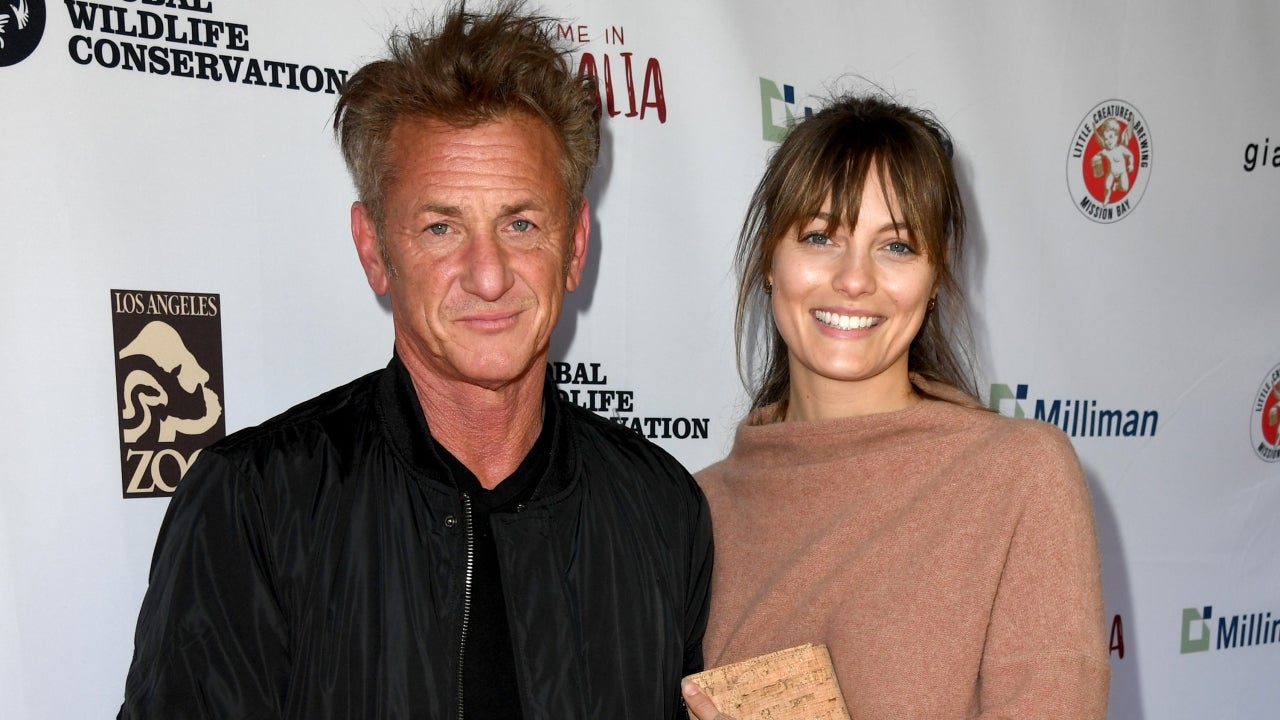 Sean Penn Reportedly Marries Girlfriend Leila George