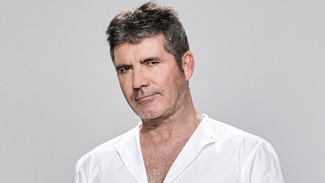 Simon Cowell Will Not Participate In Upcoming Agt Live Shows Following Hospitalization Entertainment Tonight
