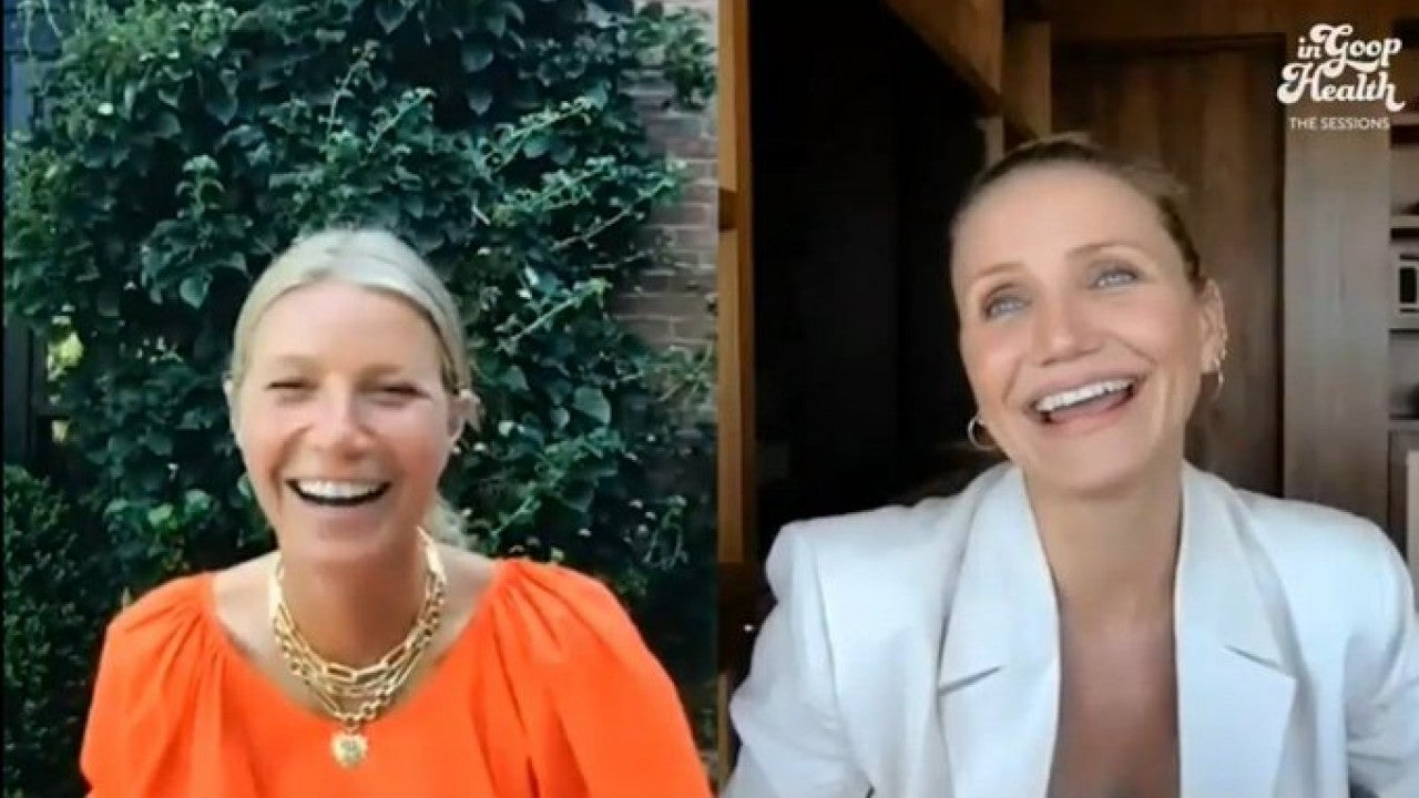 Cameron Diaz on Finding 'Peace' After Leaving Acting