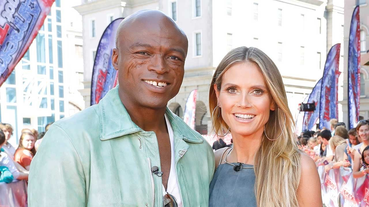 Heidi Klum Says Ex-Husband Seal Is Preventing Her From ...