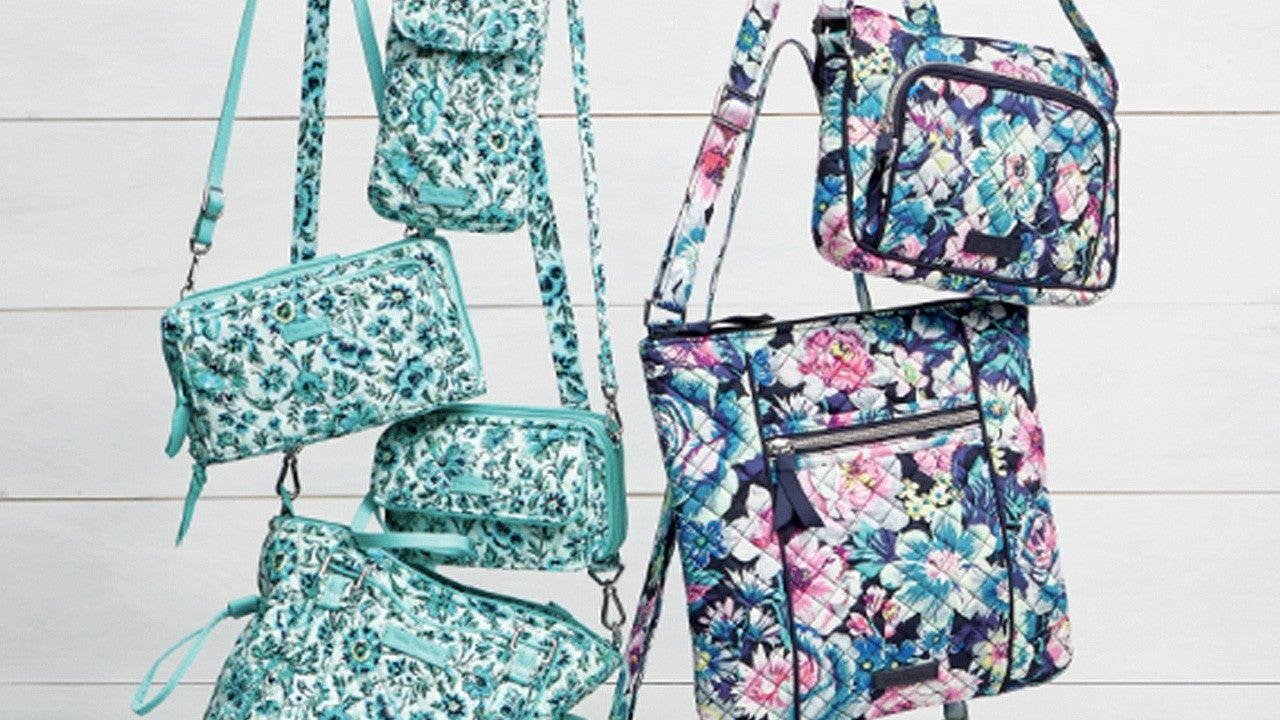 Save Up to 64% on Vera Bradley Bags, Backpacks and More at Amazon