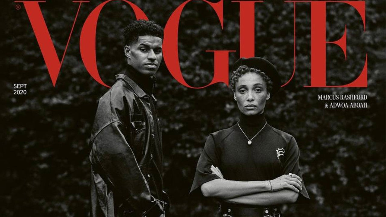 British 'Vogue' Features Jesse Williams, Tamika Mallory, Janet Mock and More Activists on Its September Cover