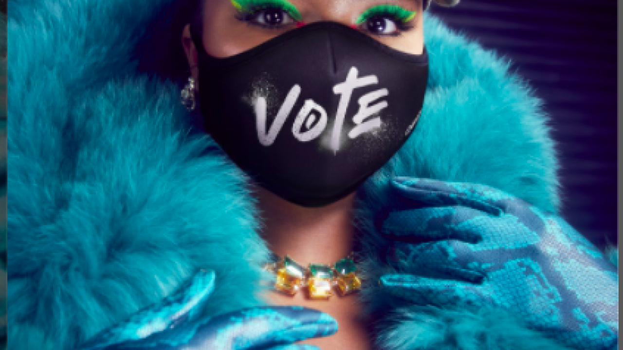 Best Vote Merch for the 2020 Election: T-Shirts, Jewelry Pins & More