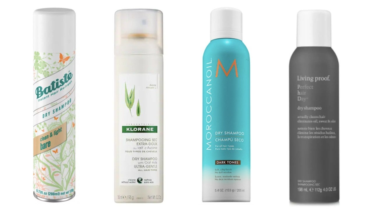 The Best Dry Shampoo for All Hair Types
