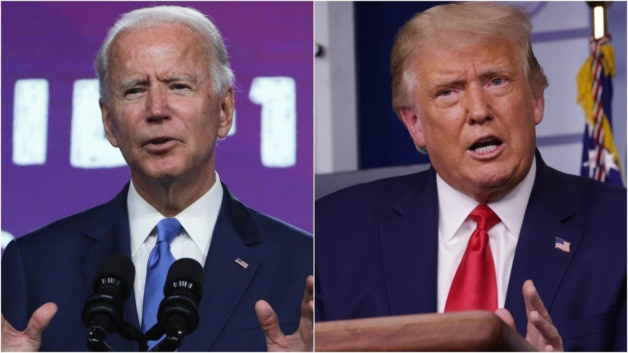 presidential debate - photo #34