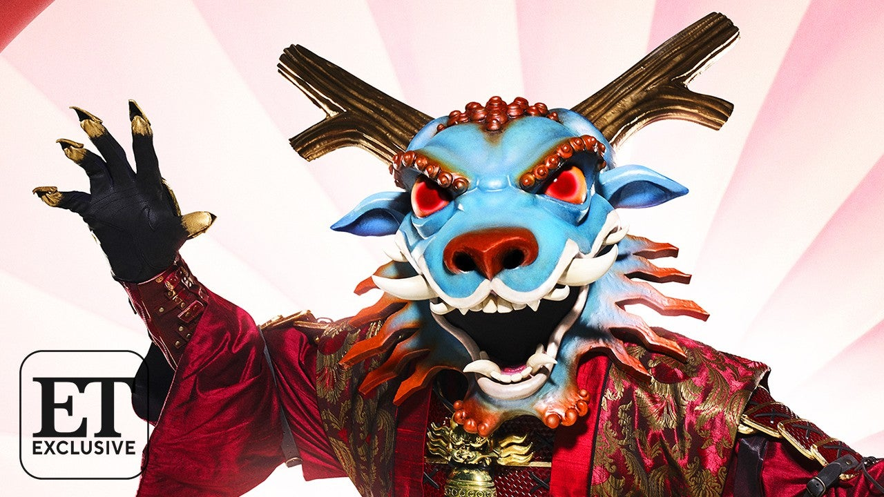 The Masked Singer Season Here s Your First Look At The Dragon Exclusive Entertainment Tonight