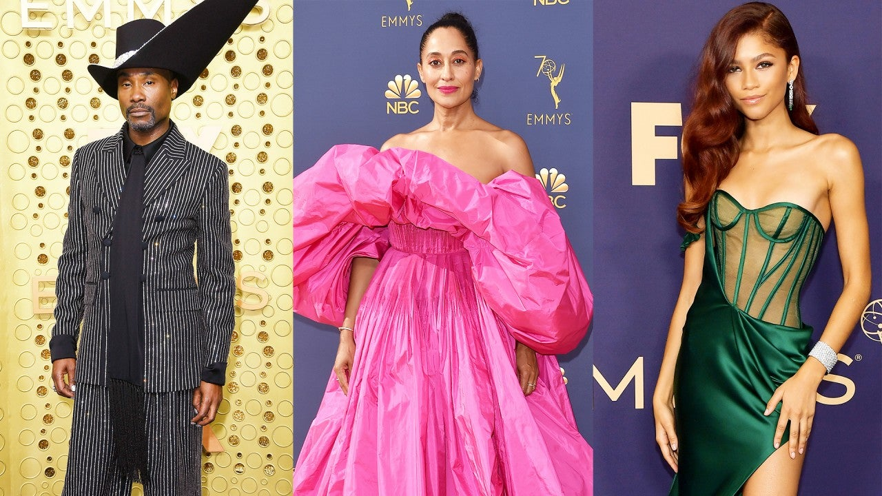 Zendaya, Tracee Ellis Ross and Billy Porter's Best Red Carpet Looks