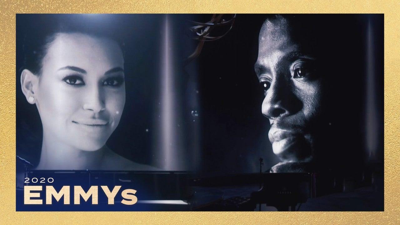 Emmys 2020: Chadwick Boseman, Naya Rivera, Regis Philbin ...