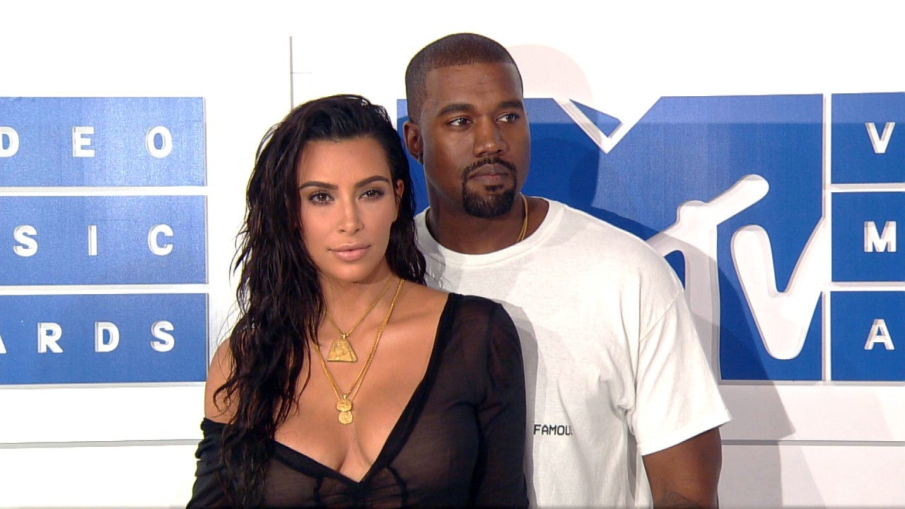 Kim Kardashian Is Ready to 'Move Forward in Healing' After Kanye West Divorce Filing | Entertainment Tonight