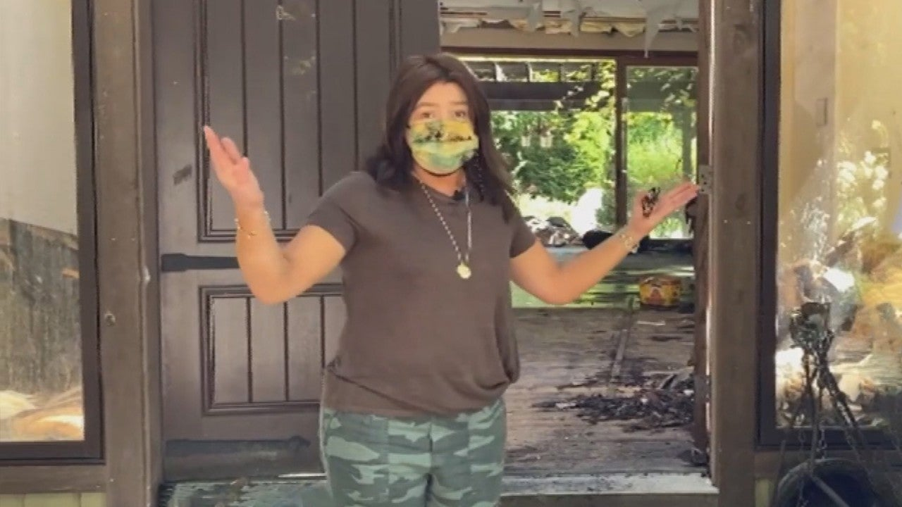 Rachael Ray Shares Footage of Her Home Following Shocking ...Rachael Ray House Fire Ny