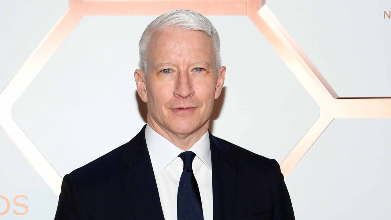 Anderson Cooper Snaps Sweet Selfie With Son Wyatt as He Turns 5 Months