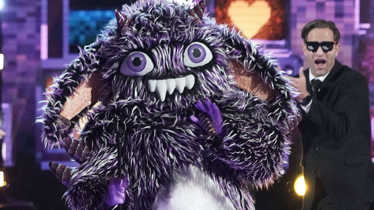 Masked Singer': The Gremlin Shocks the World With 1st Ever Self-Elimination  -- See Who Was Under the Costume! | Entertainment Tonight