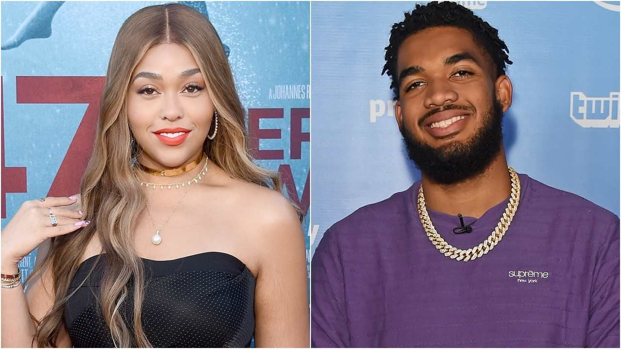 Jordyn Woods Asks Fans for Prayers After Boyfriend Karl-Anthony Towns Tests Positive for COVID-19