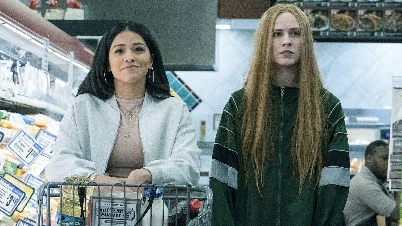 Kajillionaire': Inside Evan Rachel Wood and Gina Rodriguez's Queer Heist Movie | Entertainment Tonight