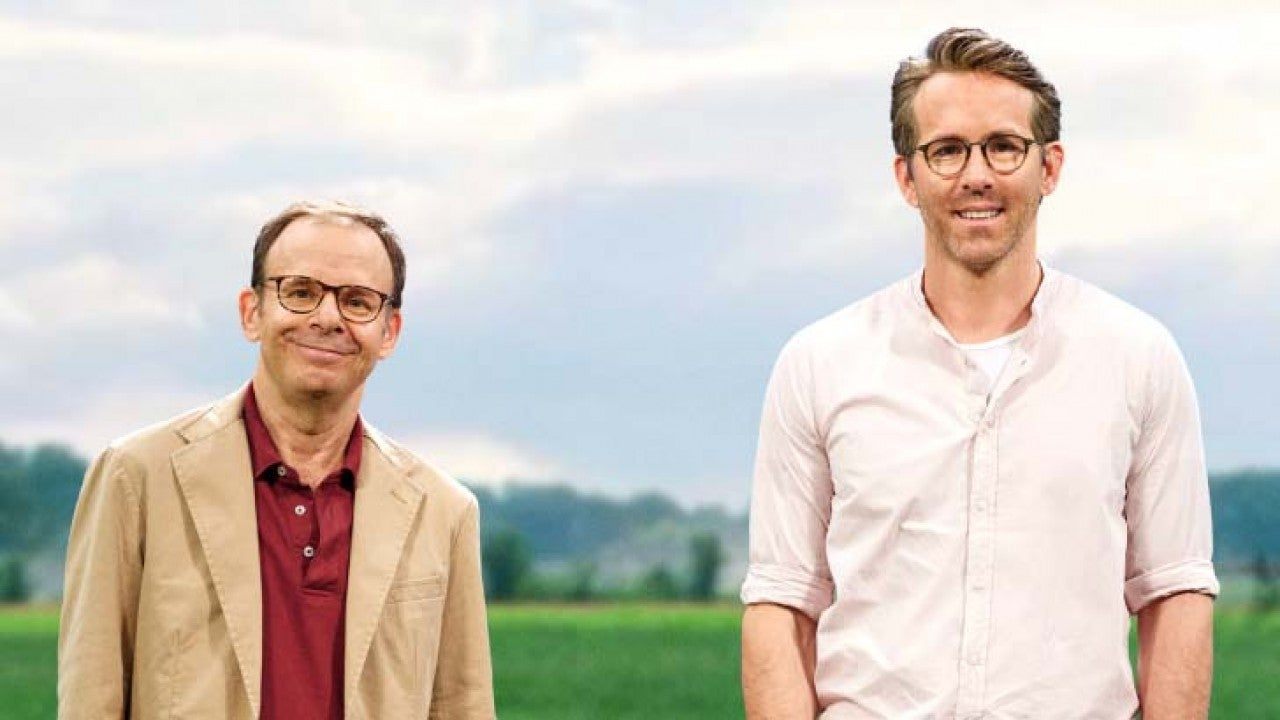 Rick Moranis and Ryan Reynolds Star in Mint Mobile Ad   Entertainment Tonight
