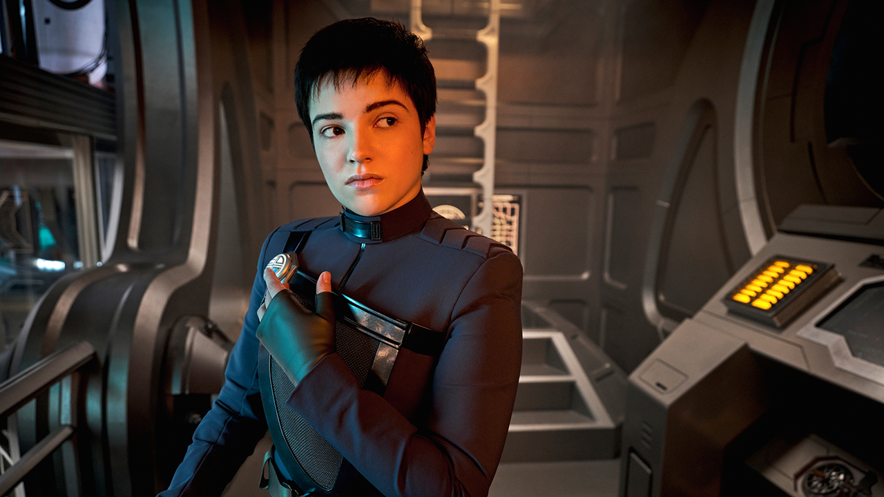 Blu del Barrio on Playing 'Star Trek's First Non-Binary Character