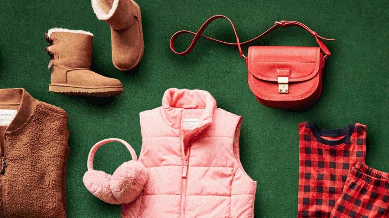 Holiday Gift Guide: Holiday Gifts in Fashion -- Tory Burch, UGG & More