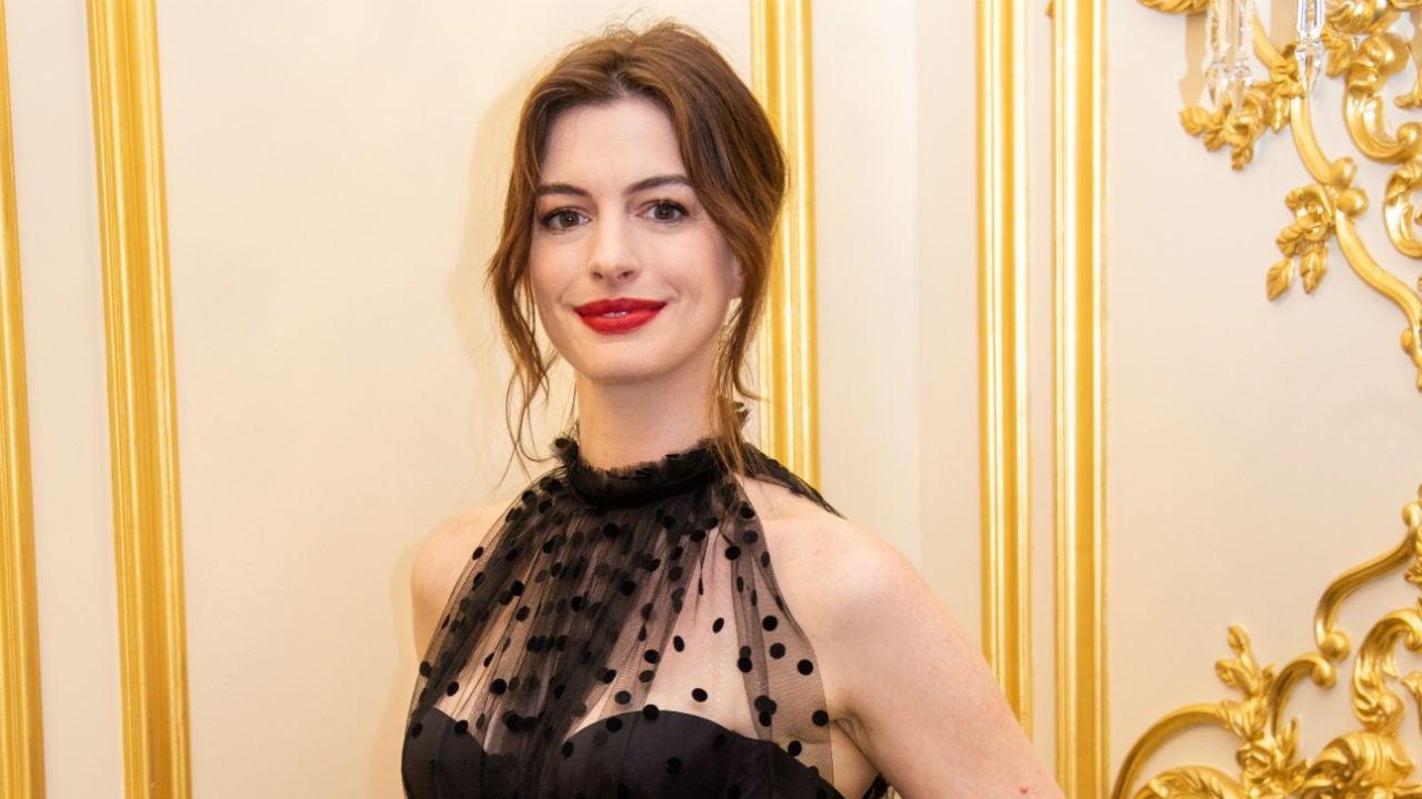 Anne Hathaway : gentlemanboners