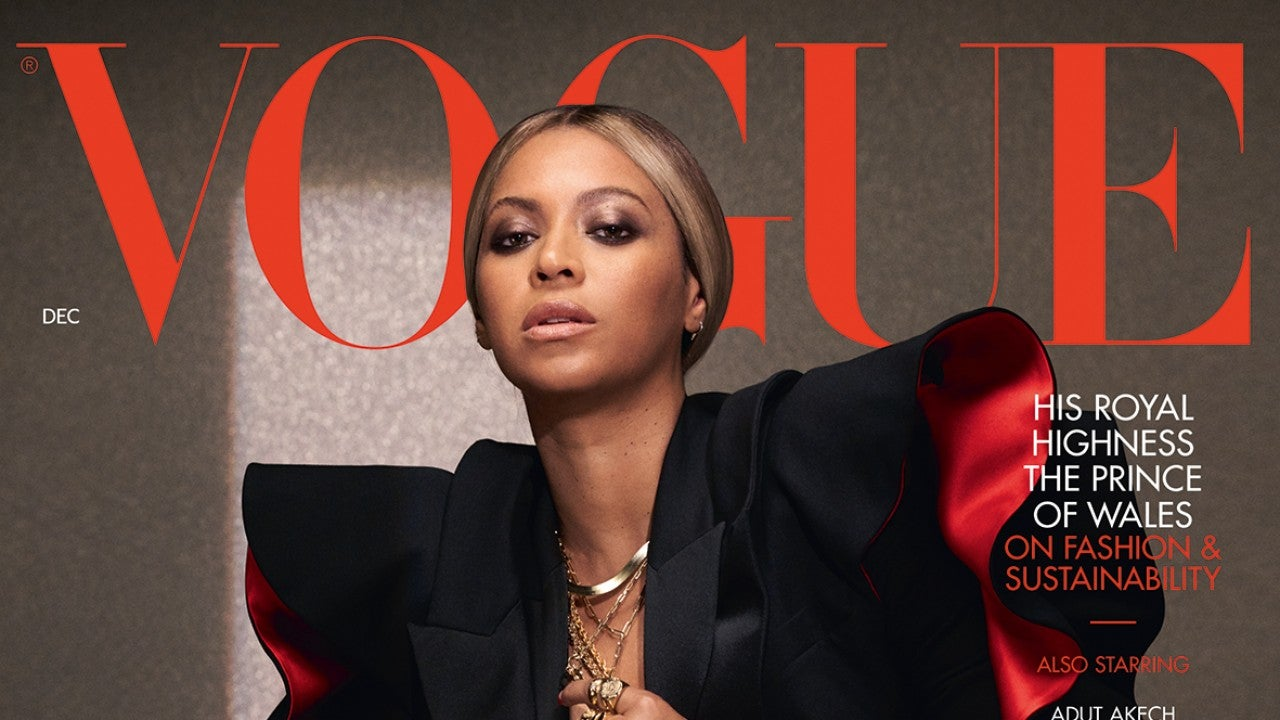 Beyoncé Poses for 3 'British Vogue' Covers, Gives Rare Interview