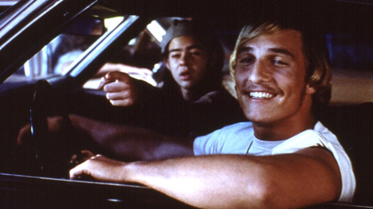 Matthew McConaughey on How 'Dazed and Confused' Catchphrase Came to Be