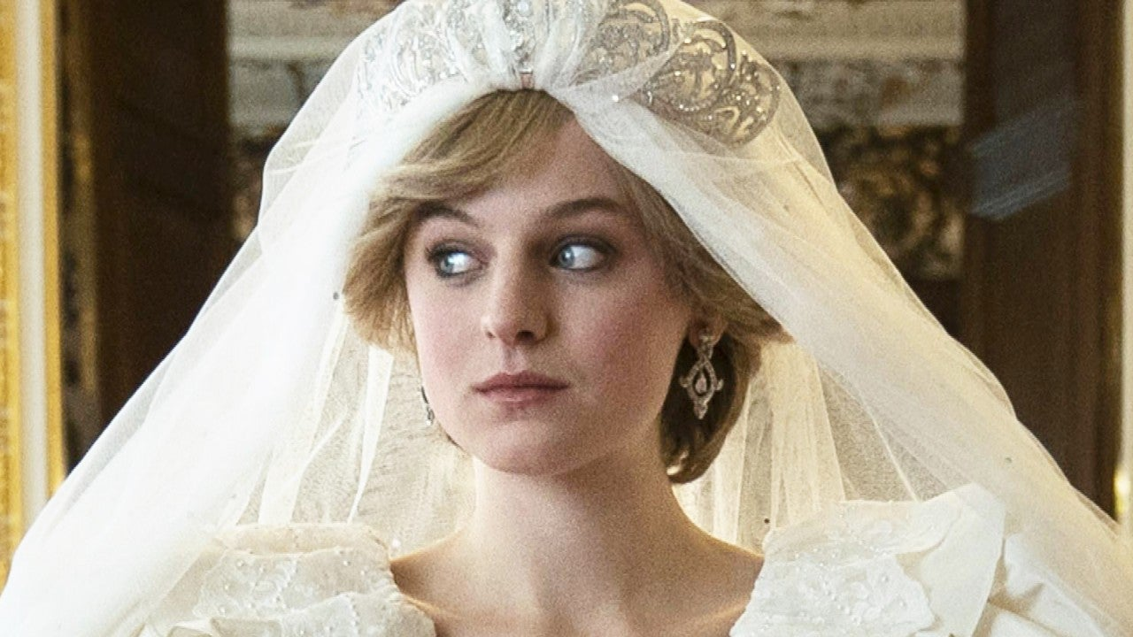 'The Crown' Actress Emma Corrin on How She Transformed ...