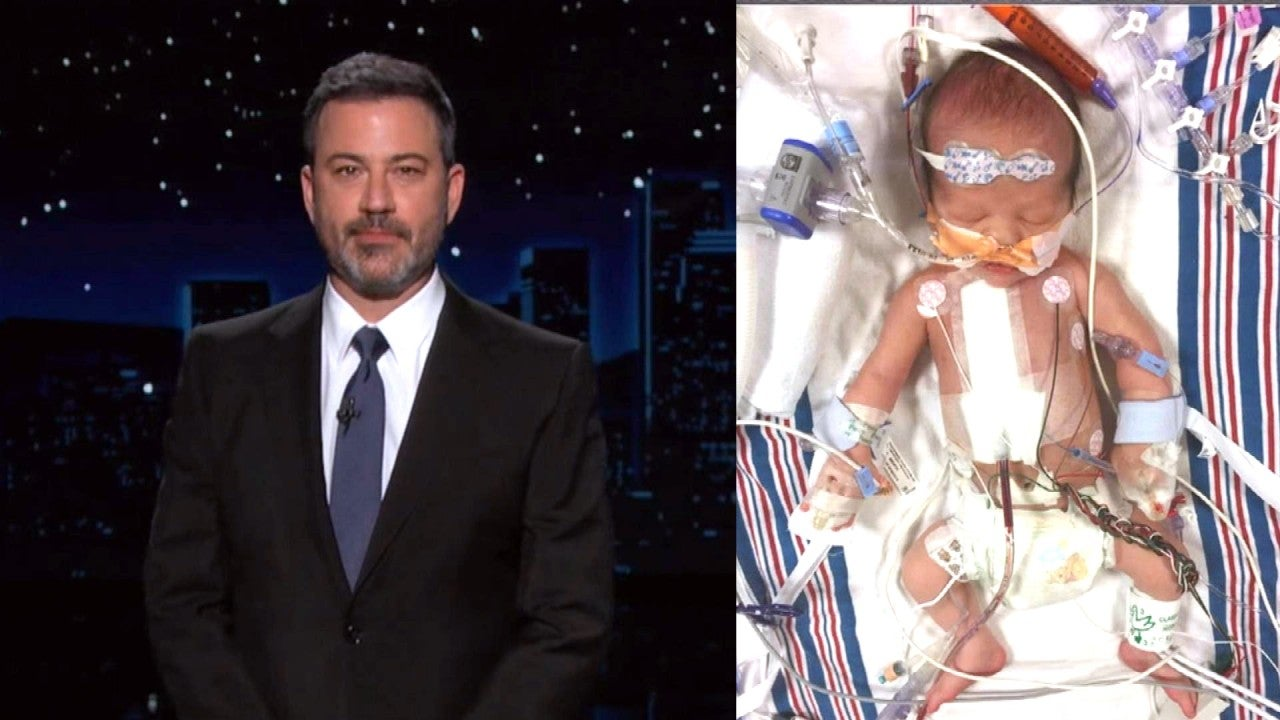 Jimmy Kimmel Shares New Footage of Son Billy's Health Battle
