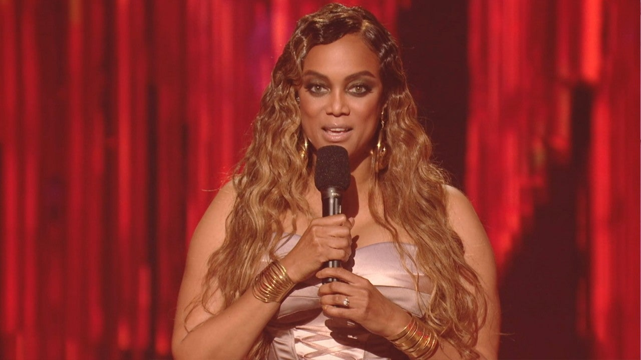 'DWTS': Tyra Banks Apologizes After Accidentally Revealing ...