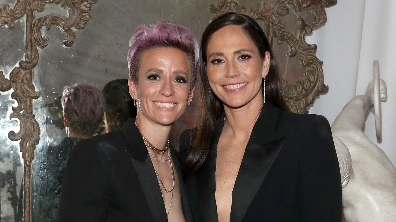 Megan Rapinoe and Sue Bird Are Engaged -- See the Sweet Moment