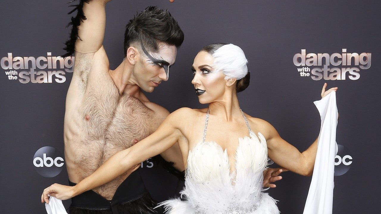 'DWTS': Nev Schulman Says He Almost Didn't Dance During Villains Night