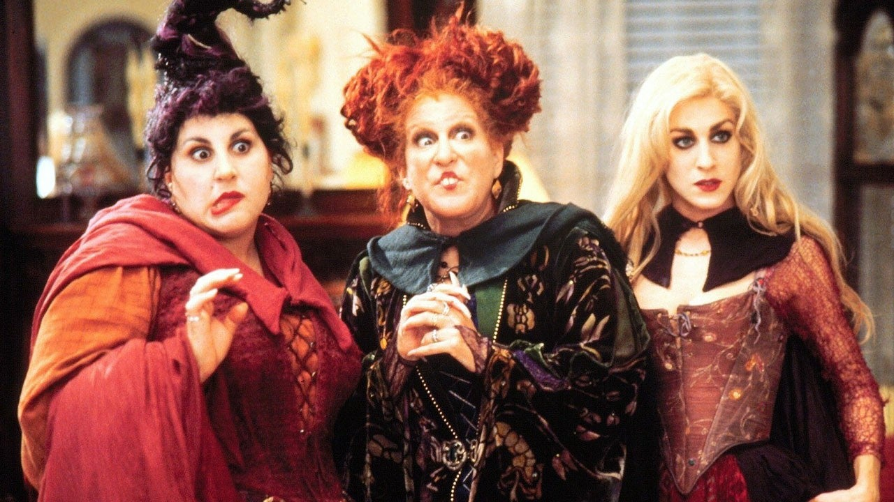 See 'Hocus Pocus' Stars in Their Iconic Costumes for Reunion Special