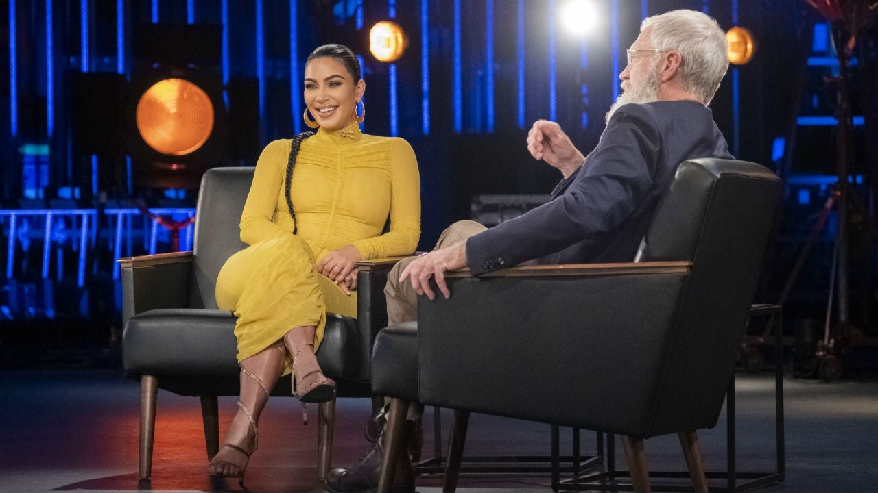 8 Things We Learned From Kim Kardashian's David Letterman Interview