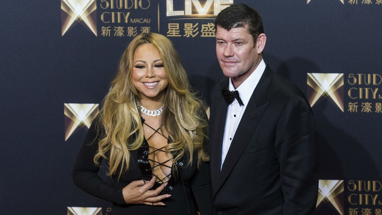 Mariah Carey Says She Did Not Have a 'Physical Relationship' With Ex James  Packer | Entertainment Tonight