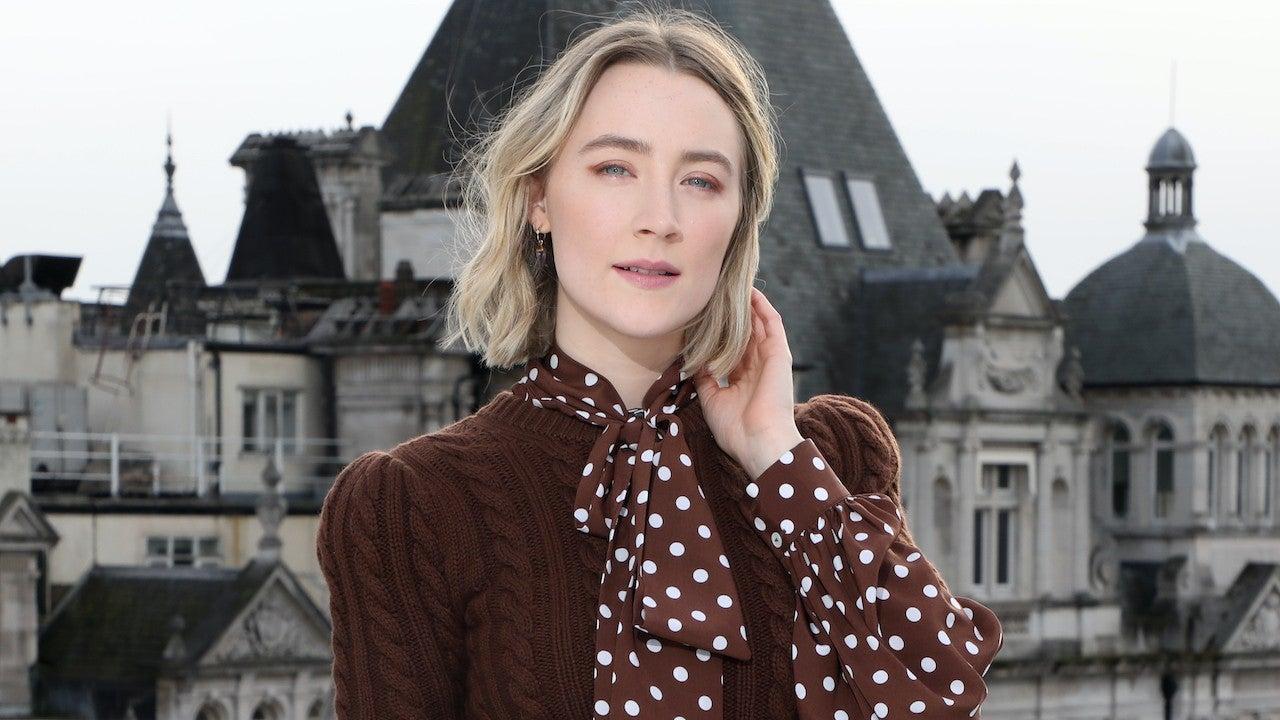 Saoirse Ronan on 'Ammonite,' Awards Season and Sex Scenes (Exclusive)